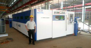 Máy cắt laser fiber SLC-2360D