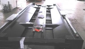 Bàn máy cắt laser dùng thép hộp 1