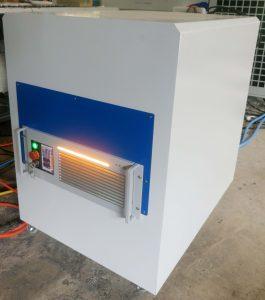 Tủ lắp nguồn laser có điều hòa không khí